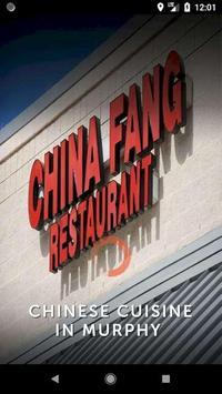 China Fang Restaurant poster