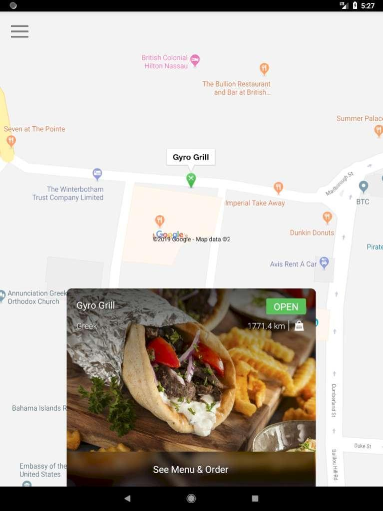 Gyro Grill for Android - APK Download