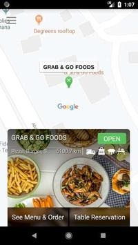 GRAB & GO FOODS screenshot 1