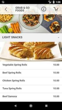GRAB & GO FOODS screenshot 2