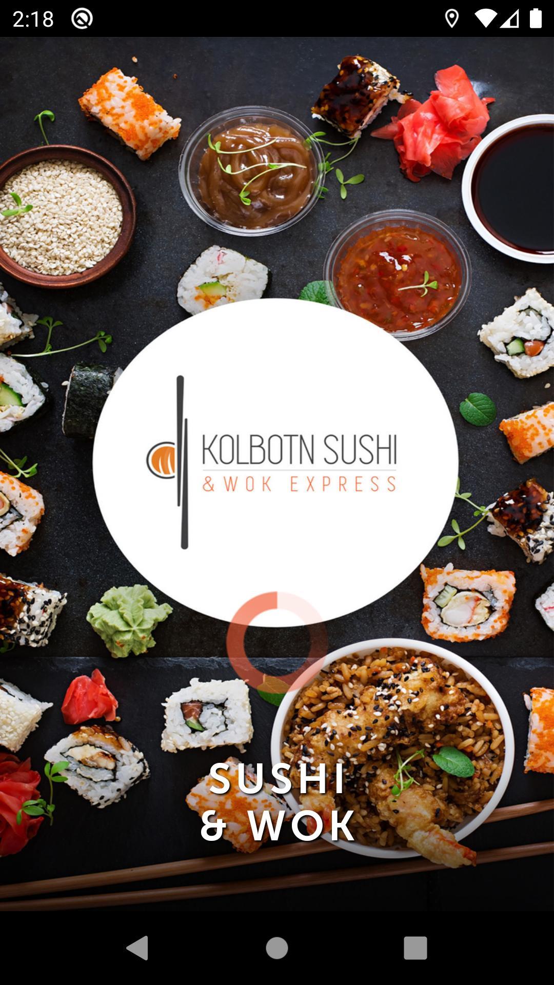 Sushi Kolbotn