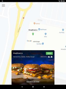 Kingstreet Delivery screenshot 5