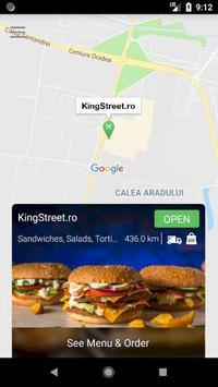 Kingstreet Delivery screenshot 1
