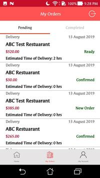 Foody Customer screenshot 2