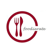 Foodierate – Indonesia Food Restaurant Finder App icon