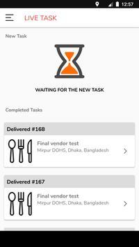 FoodSoko Deliver screenshot 3