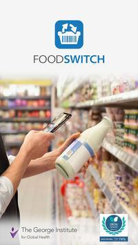 FoodSwitch plakat