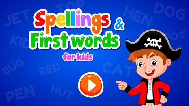 ABC Preschool Kids Spelling Tracing & Phonics game 截圖 11