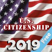 US Citizenship Test 2019 icono