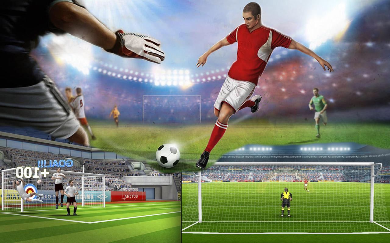 Football Penalty Games