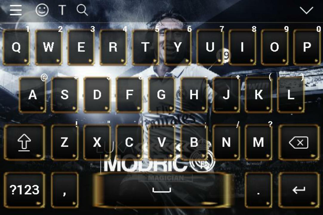 Luka Modric Best Keyboard 2018 for Android - APK Download