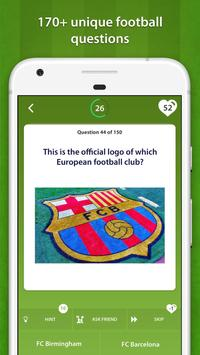 Soccer Quiz 2020 (Football Quiz) screenshot 1