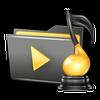 Folder Player icône