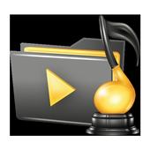 Folder Player icon