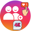 4K Followers -- followers& Likes for Instagram APK Android
