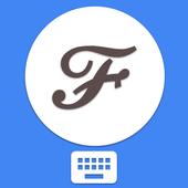 Fonts Keyboard - Text Fonts & Emoji icon