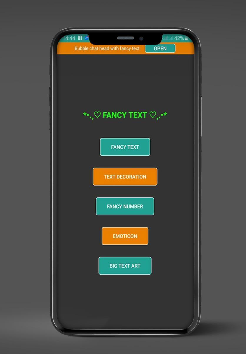 Cool Fonts Generator & Fancy Text: Trick & Help for Android - APK