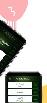 Fonts for Huawei and Emui screenshot 2
