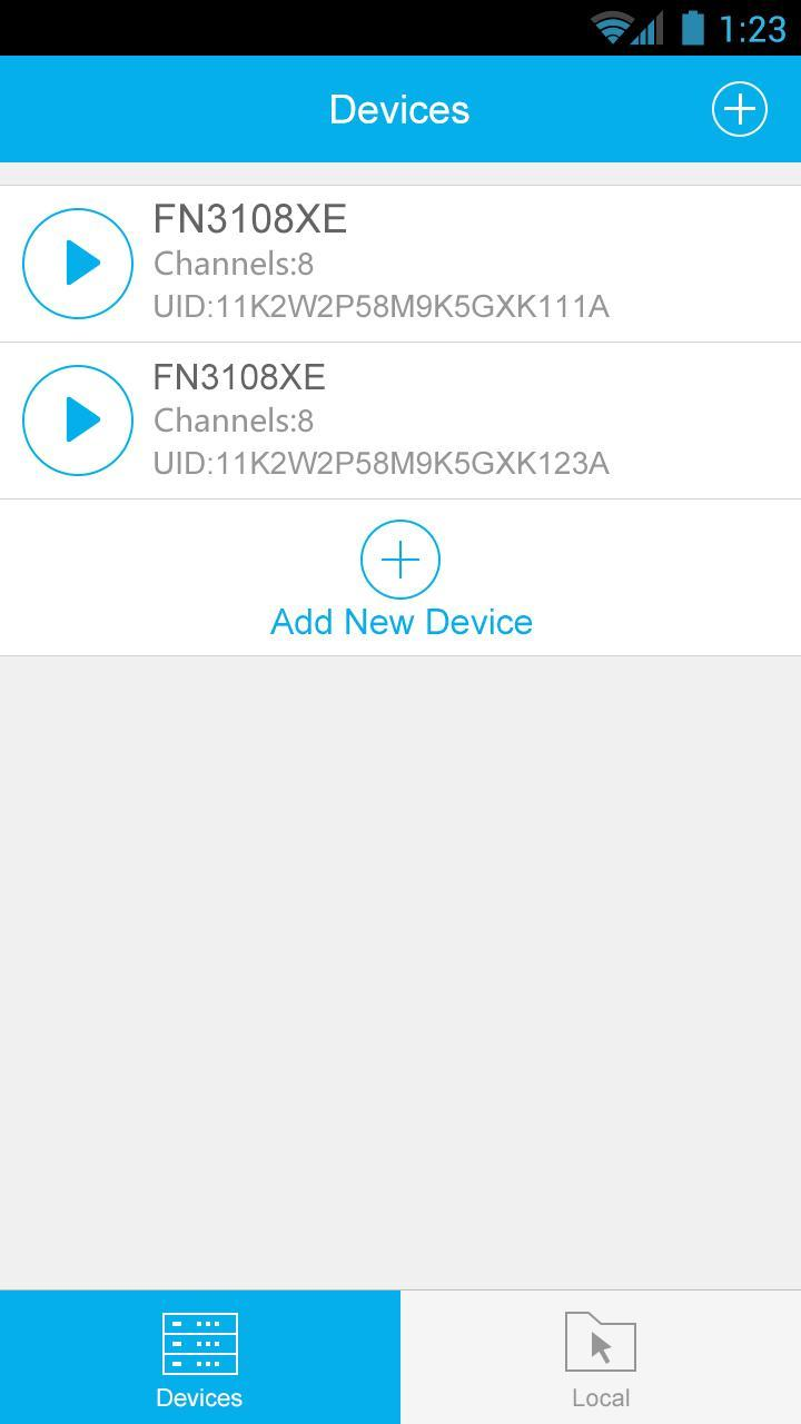 Foscam NVR for Android - APK Download