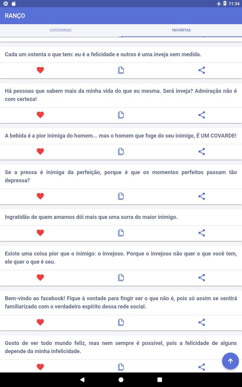 Mensagens E Frases Ranço For Android Apk Download