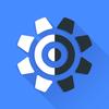 Wheel Launcher a free customizable sidebar أيقونة