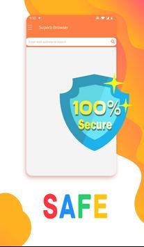 Superb Browser: Free Safe & Caring smart tool screenshot 3