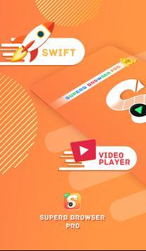 Superb Browser: Free Safe & Caring smart tool poster