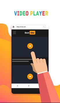 Superb Browser: Free Safe & Caring smart tool screenshot 2
