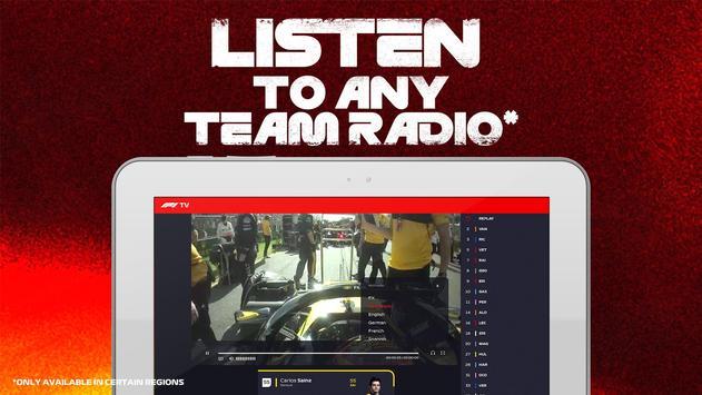 F1 TV screenshot 11