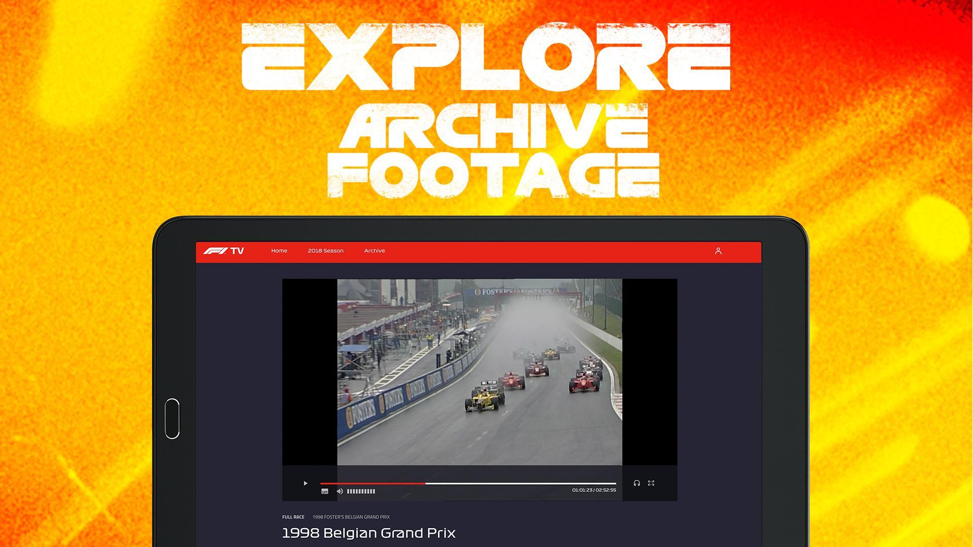 F1 TV for Android - APK Download
