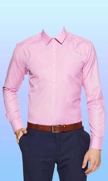 Formal Shirts Photo Suit Editor screenshot 1