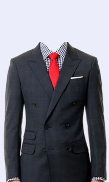 Formal Men Photo Suit screenshot 1