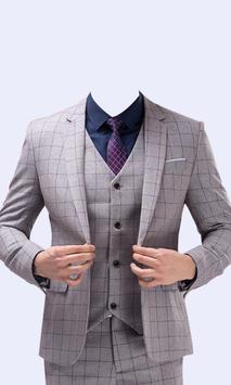 Formal Men Photo Suit screenshot 2
