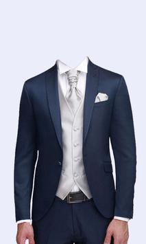 Formal Men Photo Suit screenshot 5