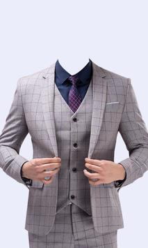 Formal Men Photo Suit screenshot 9