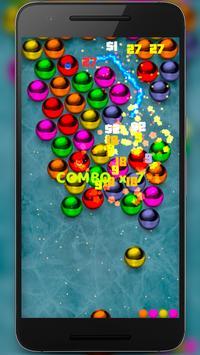 マグネットボール・パズル・ゲーム スクリーンショット 2