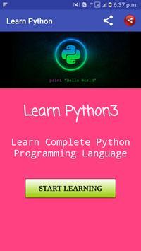 Learn Python screenshot 1