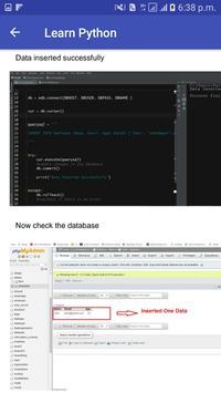 Learn Python screenshot 6
