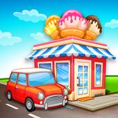 Cartoon City: farm to village. Build your home icon