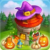 Farm Fantasy: Granja Magica  y Ciudad Encantada icono