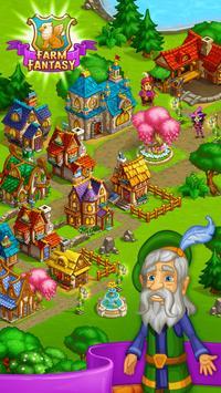 Farm Fantasy: Granja Magica  y Ciudad Encantada captura de pantalla 3