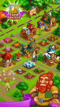 Farm Fantasy: Granja Magica  y Ciudad Encantada Poster