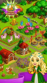 Farm Fantasy: Granja Magica  y Ciudad Encantada captura de pantalla 1