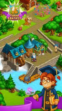 Farm Fantasy: Granja Magica  y Ciudad Encantada captura de pantalla 2