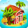 Farm Paradise - entertaining farm trading game on the lost island