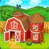 Fazenda Farm: Feliz agricultura dia & Comida jogos ícone