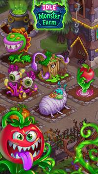 Idle Monster: Happy Mansion in Click Away Village screenshot 14