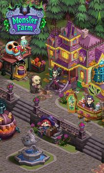 Idle Monster: Happy Mansion in Click Away Village screenshot 2