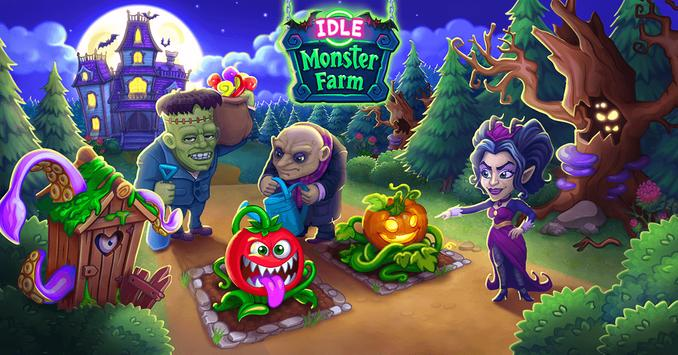 Idle Monster: Happy Mansion in Click Away Village screenshot 11