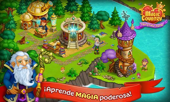 País mágico: ciudad encantada captura de pantalla 3
